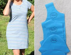 We've all had one -- that comfortable dress we want to wear every day and wish we had in every color. Well, wish no more. Learn how to create a pattern from that favorite dress, so you can make a ...