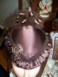 Steam Puck Ladies Black hat or Purple BrownGreen Red Navy
