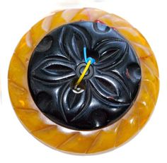 Bakelite Button Large by KPHoppe on Etsy