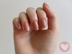 Metallic Striping Tape Nails