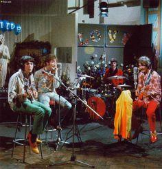 Paul McCartney, John Lennon, Richard  Starkey, and George Harrison