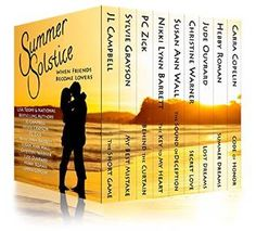 Tome Tender: Summer Solstice: When Friends Become Lovers, Hebby Roman, Carra Copelin, Susan Ann Wall, JL Campbell, Sylvie Grayson, PC Zick, Nikki Lynn Barrett