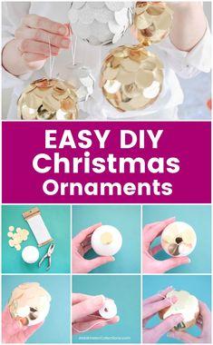 Easy Christmas Ornam