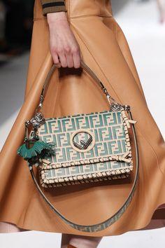 d880938f77 Fendi Spring 2018 Ready-to-Wear Fashion Show. Fendi BagsHermes HandbagsPurses  And ...