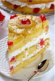 What a delicious cake to make for National Pineapple Upside Down Cake Day ... a really great recipe to make so why not check it out ...