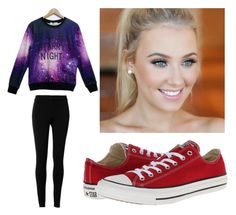 """""""I'm a fairy"""" by mylittlepokemon on Polyvore featuring Max Studio and Converse"""
