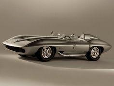 1959 Corvette Stingray Racer