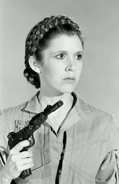 Star Wars: Return of the Jedi - Carrie Fisher as Princess Leia Star Wars Film, Star Wars Art, Star Wars Brasil, Series Dc, Carrie Frances Fisher, Leia Star Wars, The Blues Brothers, Han And Leia, Leila