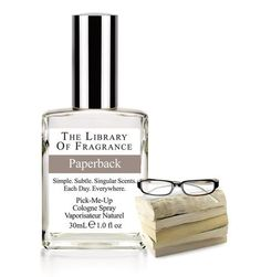 The Library of Fragrance Paperback 30ml