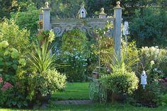 Aiken House & Gardens: Our Early Autumn Garden