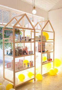 Shop display: In Good Company Opens In Cape Town - Small Roar Small Roar