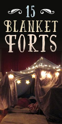Blanket Forts For Grown Up Kids Blanket Forts Forts And