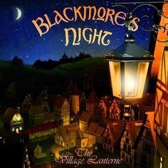 village lanterne blackmore's night - album cover