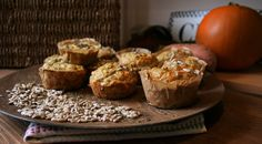 Edu's Pantry: Abóbora e Batata-Doce = 2 Muffins diferentes / Pumpkin and Sweet-potato = 2 different Muffins