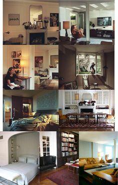 Nosso estilista favorito, pelo menos o meu, Marc Jacobs, abriu as portas de seu petit-appartement em Paris e mostrou para nós, leitoras(es) desse distinto blog (aham)! O companheiro de profissão foi o arquiteto Paul Furtune, que criou um apartamento intimista, com influência retrô, anos 60 e bem art deco! Marc J. coleciona diversos objetos de …