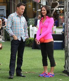 The Bachelorette Desiree Hartsock Filming In Glendale (Photos)