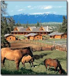Three Bars Ranch, Cananda. Dude Ranch Vacation. Fun.