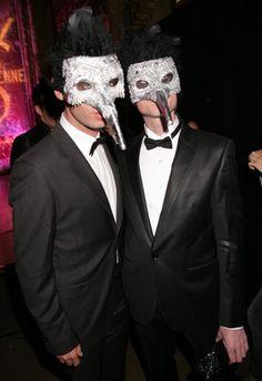 Mask ideas.