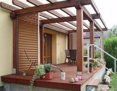 Pergola Ideas For Patio Gazebo Pergola, Pergola Garden, Small Pergola, Pergola Attached To House, Pergola Plans, Pergola Kits, Pergola Ideas, Small Patio, Backyard Patio Designs