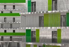 Hamonic+Masson & Associés, Frédéric Delangle, Sergio Grazia · Social Housing a Villiot-Rapée, Paris · Divisare