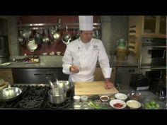 Pinto Bean Quesadillas w/ Monterey Jack Cheese & Salsa Verde  Culinary Video