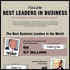 Richard branson donald trump leadership styles