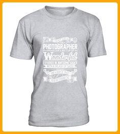 Photographer Big Cup Wonderful Sauce Sassy Crazy TShirt - Spaß shirts (*Partner-Link)