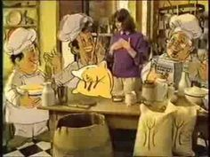 This is the very first TV ad for Cinnamon Toast Crunch cereal from the featuring the bakers. There was 3 bakers originally before the fat one secretly m. 1980s Kids, First Ad, Crunch Cereal, Cinnamon Toast Crunch, General Mills, Old Tv, Tv Commercials, My Childhood, Growing Up