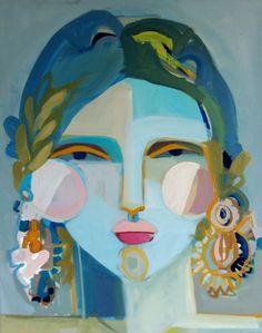 Ka'iuliani PRINT 8x10 by HayleyMitchellArt on Etsy                                                                                                                                                                                 More