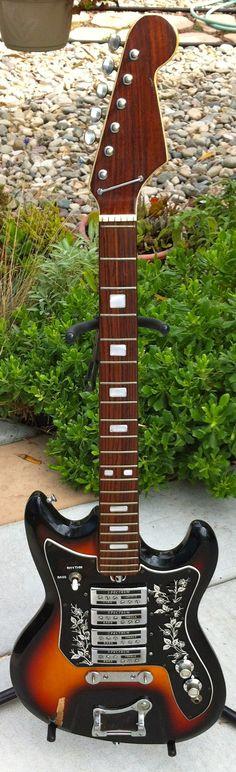 57 best teisco images guitar, vintage guitars, cool guitar  teisco guitar wiring diagram imperial #15