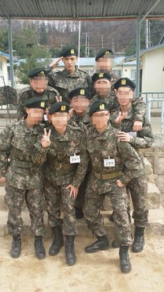 09APRIL2015 [Other Twitter &  IG] Jaejoong's sisters shares a picture of #JaeJoong at the army training camp!   Credit:  @syyg1104 IG + @kkjj4 + @mk_taiji #WaitingForJaeJoong  Shared by JYJ☆USA