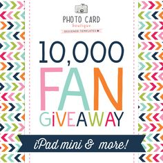 #Win an iPad mini, a Miller's Signature Album, and other great prizes from Photo Card Boutique! #PCB