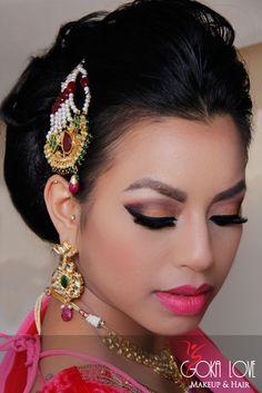 Bridal Makeup and Hair www.gokalove.com