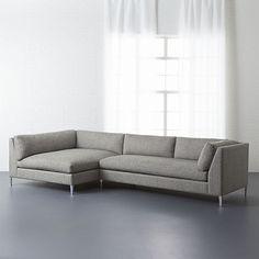 Bon Decker 2 Piece Sectional Sofa