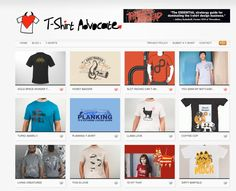 "*THE TSHIRT ADVOCATE BLOG featured Kapo Clothing's tshirts ""TUPAC AMARU II"" ""LLAMA LOVE"" and ""THIS IS LOVE"" on their page"