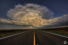 Taken by Zach Roberts, storm chaser.