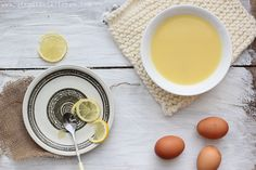 Cyprus - Egg and lemon soup with rice and chicken