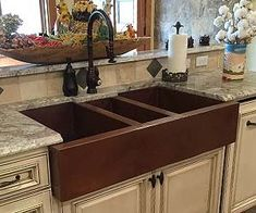 Picture for category Copper Farmhouse Sinks