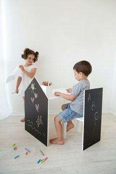tavolino casa e seggiolina /table and chair
