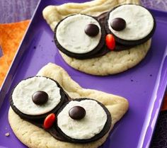 Your family will think these cute owl cookies are a hoot!