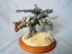 Zoids Sculpture Art, Sculptures, Robot Animal, Gundam, Wolves, Statues, Miniatures, Cool Stuff, Games