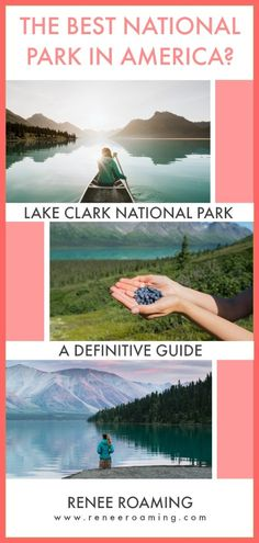 The Best National Park in America? A Guide to Lake Clark National Park - Renee Roaming Usa Travel Guide, Travel Usa, Travel Guides, Travel Tips, America And Canada, North America, Us National Parks, United States Travel, Brown Bears
