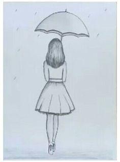 Pinterest #girl #drawing #sketches #teenage #simple #girldrawingsketchesteenagesimple Disney Drawings Sketches, Girl Drawing Sketches, Girly Drawings, Art Drawings Sketches Simple, Cartoon Drawings, Drawings Of People Easy, Simple Disney Drawings, Easy Sketches To Draw, Some Easy Drawings