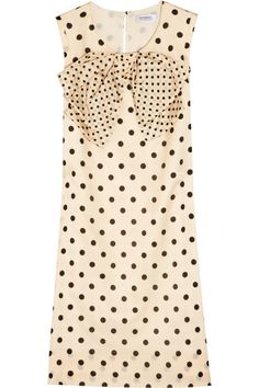 I'm into polka dots again I guess. So cute.