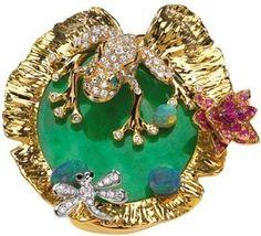 Dior ring... so adorable