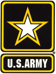 The color choices are easy and simple and when people see a star with black and yellow they think of the US Army