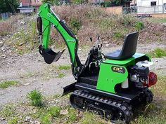 Tools And Equipment, Heavy Equipment, Outdoor Power Equipment, Rc Construction Equipment, Cool Things To Build, Garden Wagon, Hydraulic Ram, Mini Excavator, Engin