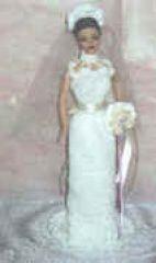Wedding Ensemble (Doll Outfit)