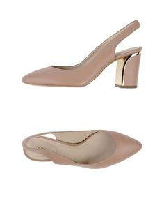 Le mie scarpe per il matrimonio: décolleté t#Chloé color carne nella variante chiusa dietro.