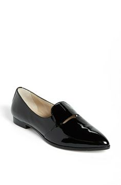 I need this shoe in my life...Elizabeth and James 'Aly' Loafer Flat | Nordstrom